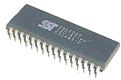 2pcs Sst Sst29ee512-90-4c-ph Dip Rh