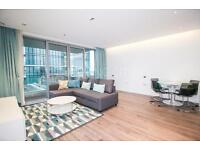 Studio flat in Cashmere House, 37 Leman Street, Aldgate East