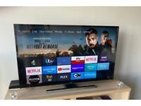 "JVC 43"" SMART TV 4K ULTRA FOR SALE"