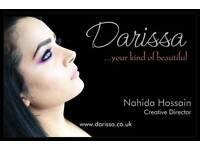 Hairdresser and make-up artist