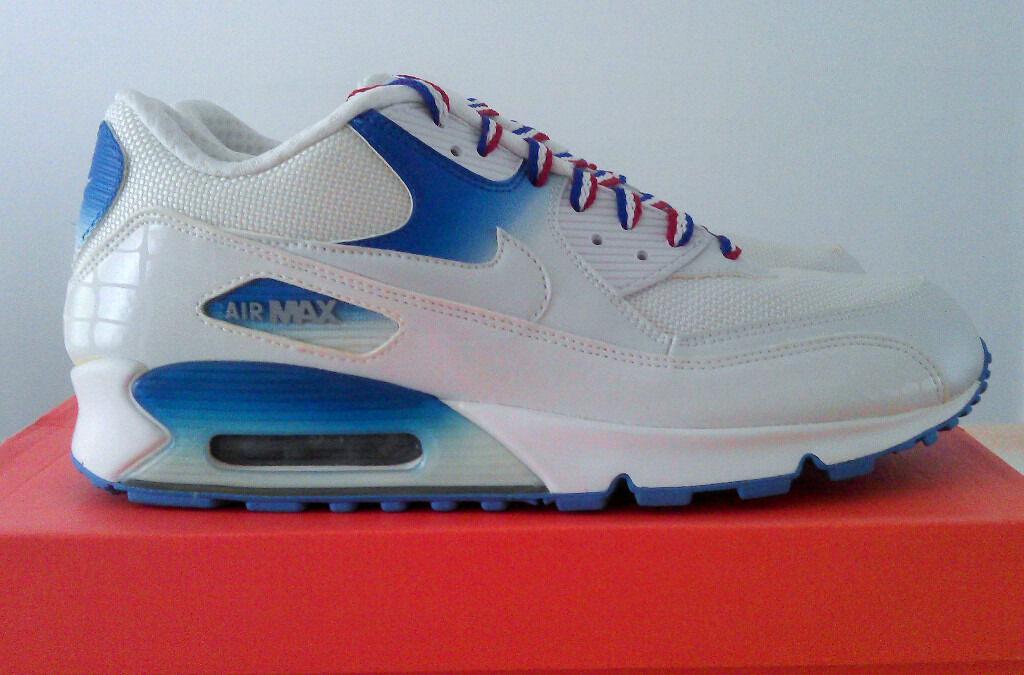 "oxlnq 2007 Nike Air Max 90 Kakigori Pack ""Shaved Ice"" UK9.5/10.5US"