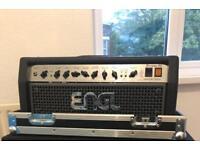 Engl Screamer 50 E335 Head & Flight Case