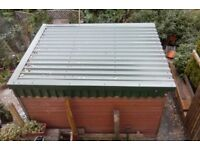 garden shed 8ftx10ft,