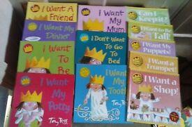 My Little Princess books