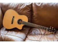 Huss and Dalton F5 Acoustic Guitar