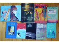 Bundle price. Ten novels and books of short stories. Staycation reading sorted!