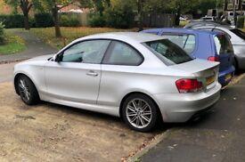 *URGENT* BMW 1 series 123d M sport Coupe Silver