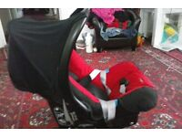 Baby car seat in very good condition