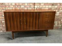 Vanson mid Century rose wood and teak sideboard