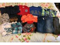 Boys clothes age 8/9