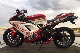 Ducati 1198 xerox haga signed rep