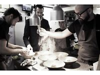 Chef De Partie 4.5 DYS Full Time 18-21k + Tips