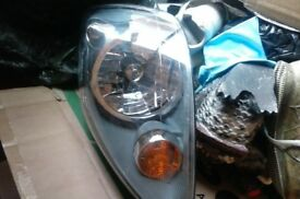 head lights brand new for ford feista st also fits from 05upward