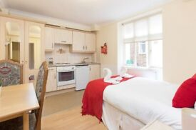 Marylebone Studio Apartment