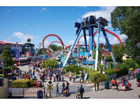 Drayton manor tickets, adults or children. £20 each or £80 for all 5.