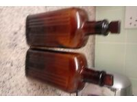 JOB LOT OF COLLECTIBLE BOTTLES