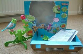2 in 1 tree pack of Digi Birds. Perfect condition, original packaging, batteries included.