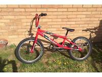 Redline XL alloy racing bmx bike 6061