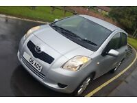 06 Yaris 1.0 T2 - **One Lady Owner**, FULL SERVICE HISTORY MOT APRIL 17 Cheap insurance