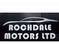 WANTED STAFF SALES OFFICE CAR PARTS ROCHDALE SELLING PARTS TO CUSTOMERS ONLINE BREAKERS YARD JOB