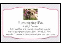 Microchipping Service