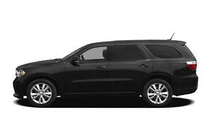 2011 Dodge Durango R/T Loaded Leather Sunroof Nav DVD Hemi AWD Edmonton Edmonton Area image 7