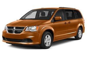 2014 Dodge Grand Caravan SXT DVD Stow n GO