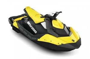 2016 Sea-Doo/BRP Spark 3UP 900 HP/IBR/CONV