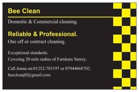 Bee Clean Domestic Cleaning Co