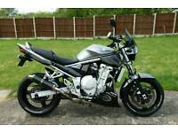 2009 suzuki bandit 650 k8 low mileage very clean
