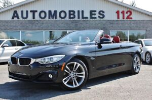 2014 BMW 4 Series 428i xDrive / Convertible