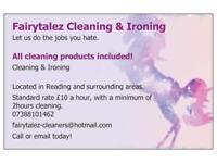 Fairytalez Cleaning & Ironing
