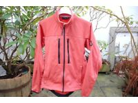 Soft shell Jacket Light pliable jacket M size suitable in winter windy weather RRP € 172
