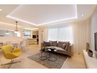 HOLLAND PARK: Stunning modern 2 bedroom apartment in a secure gated development in Holland Park