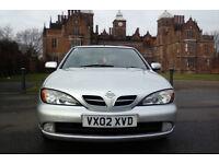 Nissan Primera, stunner, service history and mot, £500, 07438432234