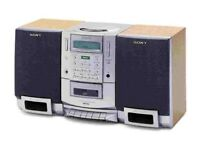 Sony PMC-R 35 Audio System - CD, tuner and cassette player, twin speakers. Not used for years