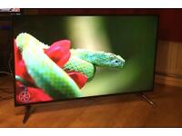 """PANASONIC 48"""" 4K ULTRA HD SMART 3D WIFI TV CAN DELIVER IF NEEDED"""
