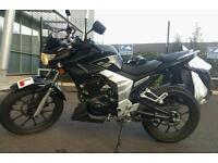 2015 LEXMOTO VENOM 125cc Learner Legal Motorbike - Like New