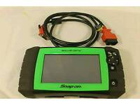Snap on diagnostics scanner