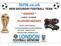 PLAY FOOTBALL IN WANDSWORTH, FIND FOOTBALL IN WANDSWORTH, JOIN FOOTBALL TEAM LONDON : ref9282