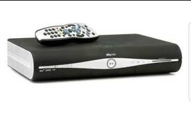Sky+ HD boxes and Sky HD multiroom boxes for sale few of each available and couple NEVER used