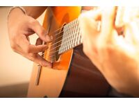 Guitar Lessons Offered - Classical, Rock, Music Theory