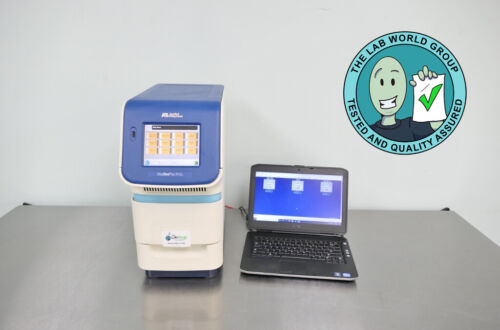 ABI StepOne Plus Real-Time PCR System with Warranty SEE VIDEO