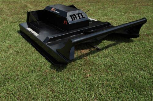 "Mtl Bc4 -72"" Skid Steer Rotary Brush Cutter-bush Hog Attachment Low Flow"