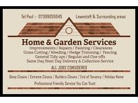 Home and garden services
