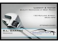 Quality garage we repair anything..