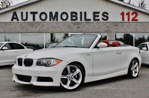 2009 BMW 1 Series 135i / M Sport Package / Convertible