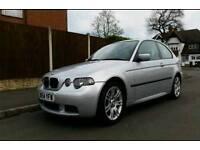 BMW 3 SERIES 318TI M SPORT COMPACT 2004 54
