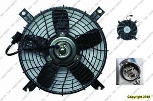 AC Fan Assembly Chevrolet Tracker 2002-2004