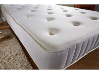 Kingsize, Mattress, changable sides, medium and firm posture support, double sided,